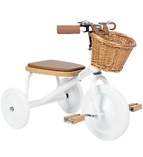Banwood Trike - Tricycle - White