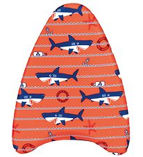 Bestway Kickboard - 34 cm - Orange w. Sharks