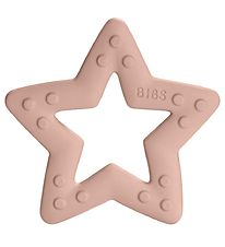 Bibs Teether - Star - Blush