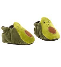Jellycat Booties - Amuseable Avocado