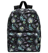 Vans Backpack - Deana lll - Black w. Nettles