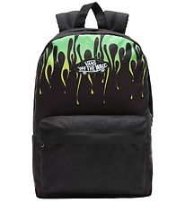 Vans Backpack - New Skool - Black w. Slime