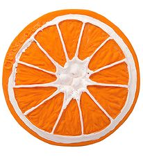 Oli & Carol Teether - Natural Rubber - Clementino the Orange