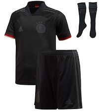 adidas Performance Football Set - Deutcher Fussball-Bund - Black