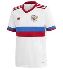 adidas Performance Away Jersey - Russia - White/Blue/Red