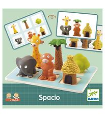 Djeco Games - Place the Pieces