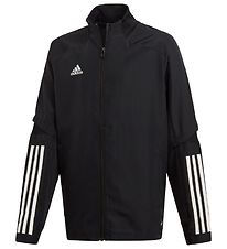 adidas Performance Cardigan - Con20 - Black w. White