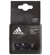 adidas Performance Replacement Studs - 12 pcs. - Black