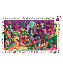 Djeco Puzzle - 200 Pieces - In a Video Game
