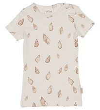 Petit Piao Body T-shirt - Seashell