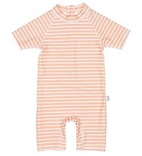 Petit Piao Coverall Swimsuit - UV50 + - Peach Naught/Eggnog