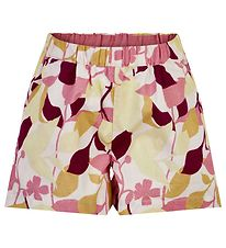 Noa Noa Miniature Shorts - Organic Flower Poplin - Rose