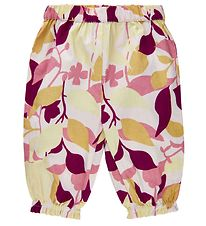 Noa Noa Miniature Trousers - Organic Flower Poplin - Rose