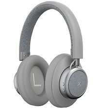SACKit Headphones - TOUCHit - Over-Ear - Wireless - Silver