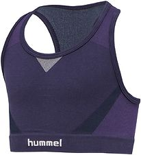 Hummel Sports Top - hmlHarper - Purple