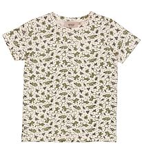 Wheat T-shirt - Wagner - Eggshell Frogs