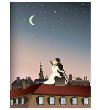 Vissevasse Poster - 30x40 - The Shepherdness And The Chimney Swe