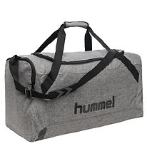 Hummel Sports Bag - Small - Core - Grey Melange