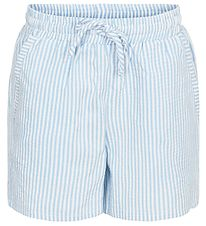 Petit by Sofie Schnoor Shorts - Ria - Blue/White Striped