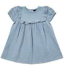 Petit by Sofie Schnoor Dress - Linnea - Blue