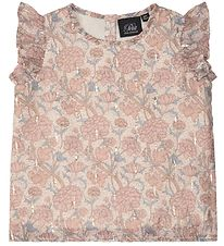 Petit by Sofie Schnoor Top - Ella - Rose w. Flowers