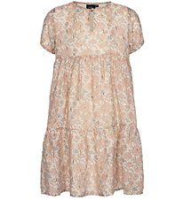 Petit by Sofie Schnoor Dress - Izma - Rose w. Flowers