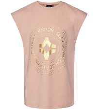 Petit by Sofie Schnoor T-shirt - Nikoline - Rose w. Gold