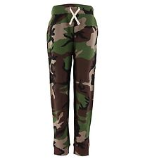 Polo Ralph Lauren Sweatpants - Classics - Army Green Camouflage