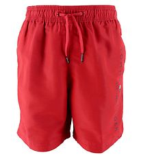 Tommy Hilfiger Swim Shorts - Red