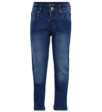 Minymo Jeans - Stretch Slim Fit - Blue Denim