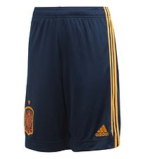 adidas Performance Football Shorts - Spain - Navy/Yellow