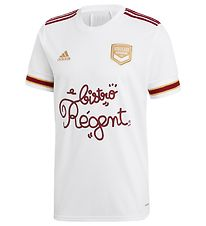 adidas Performance Away Jersey- Bordeaux Girondins - White