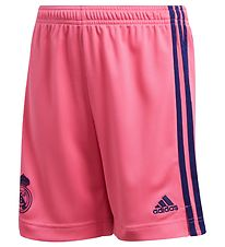 adidas Performance Football Shorts - Real Madrid - Pink