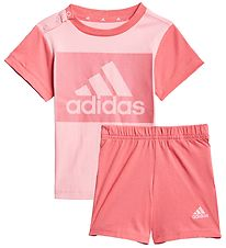 adidas Performance Summer Set - BL - Hazrose/Pink