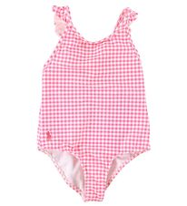 Polo Ralph Lauren Swimsuit - Classics - Pink Checkered