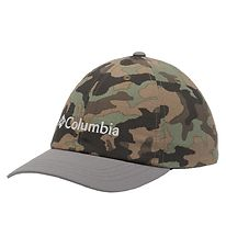 Columbia Cap - Youth Tech - Army Green Camouflage