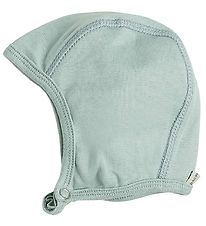 Racing Kids Baby Hat - Pastel Green
