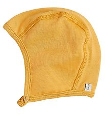 Racing Kids Baby Hat - Ochre