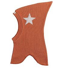 Racing Kids Balaclava - 1-layer - Redburn w. Star