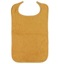 Pippi Bib - Terry Large - Mineral Yellow