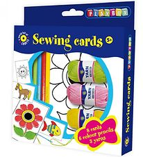 Playbox Sewing Cards - 8 Cards