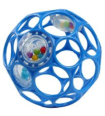 Oball Rattle - 9 cm - Blue