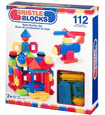Bristle Blocks - 112 pieces - Basic Builder Set