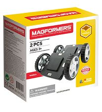 Magformers Wheels Set - 2 pieces