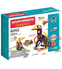 Magformers Designer Set - 62 pieces