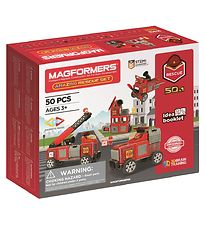 Magformers Amazing Rescue Set - 50 pieces