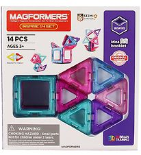 Magformers Inspire Set - 14 pieces
