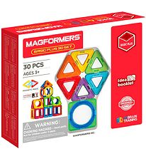 Magformers Basic Plus Set - 30 pieces