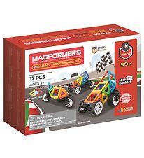 Magformers Amazing Transform Wheel Set - 17 pieces