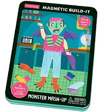 Mudpuppy Magnetic Build-It - Monster Mash-Up